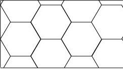図形(六角形)