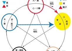 アロマde陰陽五行の相生相克(4回目)